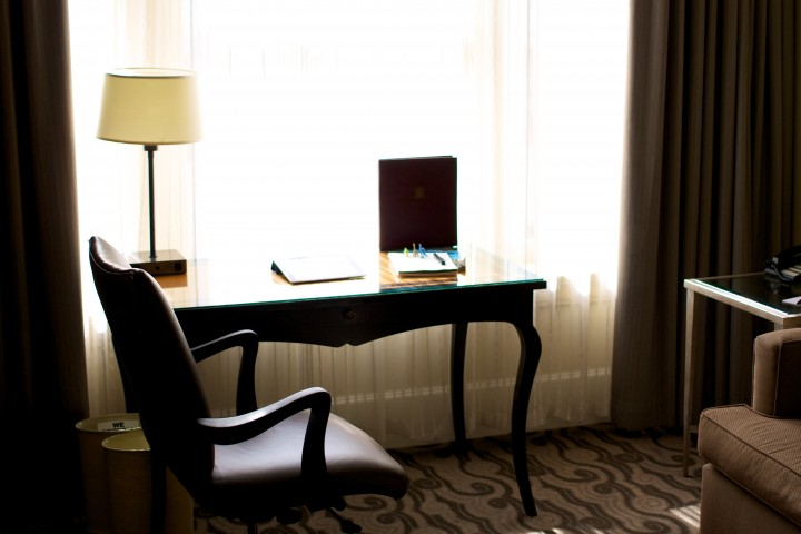 Hotel Suite Desk