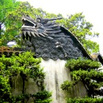Dragon in Yu Gardens