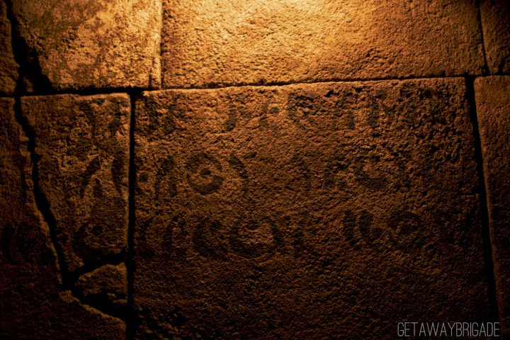 Temple of the Forbidden Eye Petroglyphs