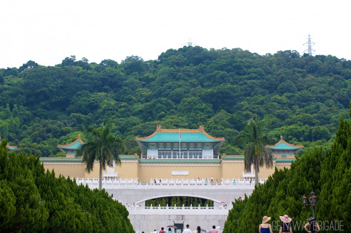 Taiwan's National Palace Museum