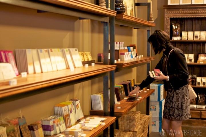 Sharon Exploring Cacao in Portland, Oregon